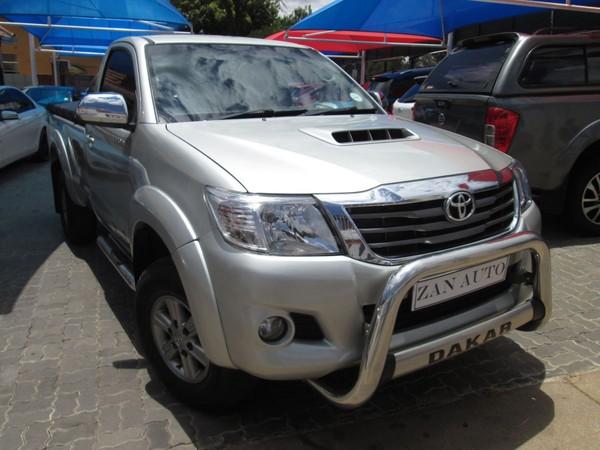 2014 Toyota Hilux 3.0 D-4d Raider Rb Pu Sc  Gauteng Bramley_0