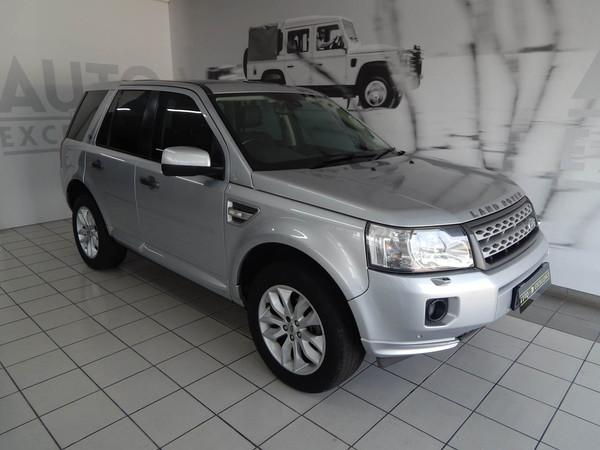 2012 Land Rover Freelander Ii 2.2 Sd4 Se At  Gauteng Centurion_0