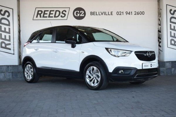 2020 Opel Crossland X 1.2T Enjoy Auto Western Cape Bellville_0