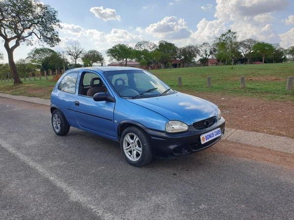 1997 Opel Corsa 130i  Gauteng Pretoria West_0