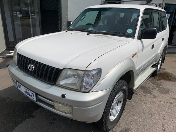 2001 Toyota Prado Gx 3.0 Tdi 5d  Kwazulu Natal Durban_0