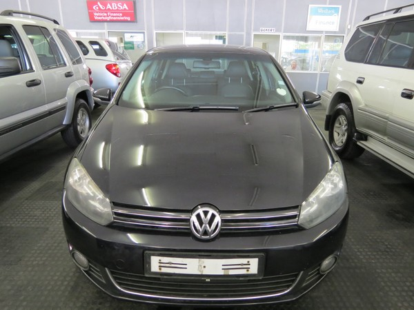 2009 Volkswagen Golf Vi 1.4 Tsi Comfortline  Western Cape Goodwood_0