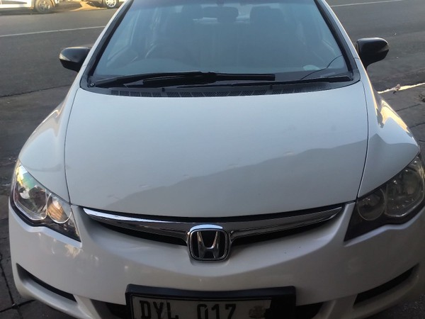 2007 Honda Civic 1.8 Exi At  Gauteng Pretoria_0