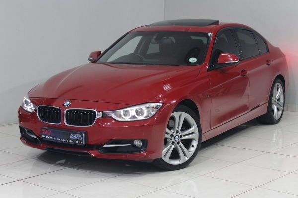 2012 BMW 3 Series 328i Sport Line At f30  Gauteng Nigel_0