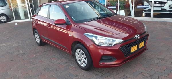 2018 Hyundai i20 1.2 Motion Gauteng Johannesburg_0