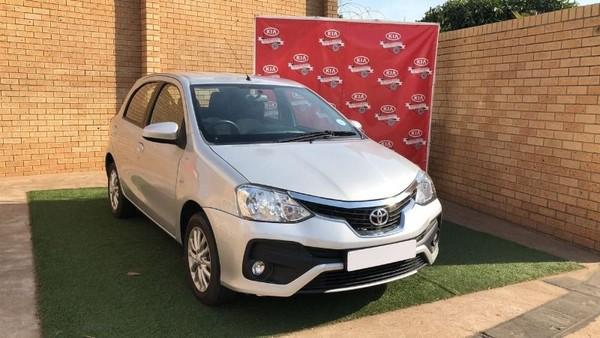 2017 Toyota Etios 1.5 Xs 5dr  Kwazulu Natal Amanzimtoti_0