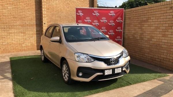 2018 Toyota Etios 1.5 Xs 5dr  Kwazulu Natal Amanzimtoti_0
