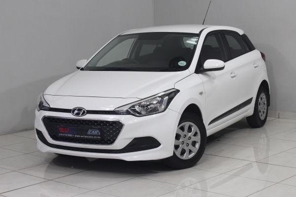 2016 Hyundai i20 1.2 Motion Gauteng Nigel_0