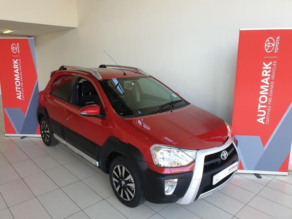 2019 Toyota Etios Cross 1.5 Xs 5Dr Gauteng Vereeniging_0