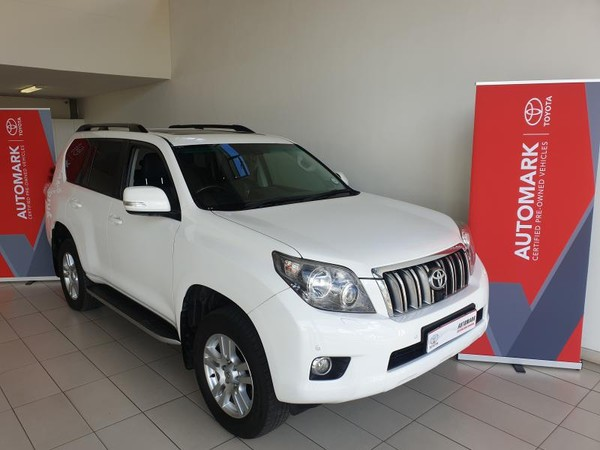 2013 Toyota Prado Vx 3.0 Tdi At  Gauteng Vereeniging_0