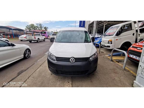 2015 Volkswagen Caddy 1.6i 81KW FC PV Gauteng Pretoria_0