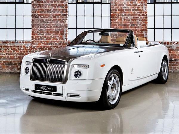 2008 Rolls-Royce Phantom Drophead  Western Cape Western Cape_0