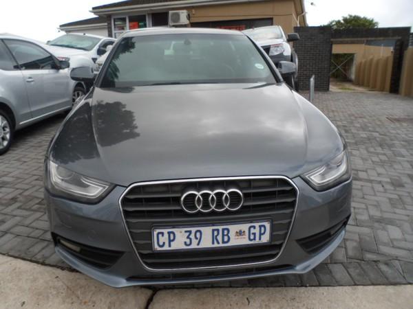 2013 Audi A4 1.8t S Avant  Eastern Cape Port Elizabeth_0