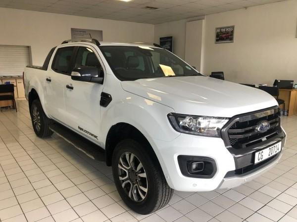 2019 Ford Ranger 2.0TDCi Wildtrak Auto Double Cab Bakkie Western Cape Oudtshoorn_0