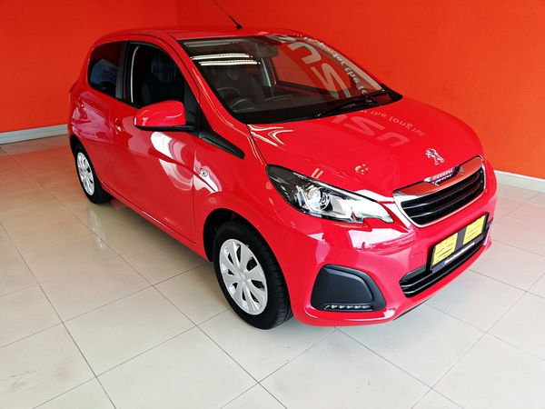 2020 Peugeot 108 1.0 THP Active Western Cape Somerset West_0