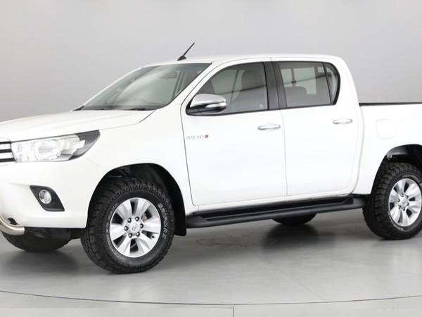 2017 Toyota Hilux 2.8 GD-6 Raider 4X4 Double Cab Bakkie Auto Kwazulu Natal Howick_0