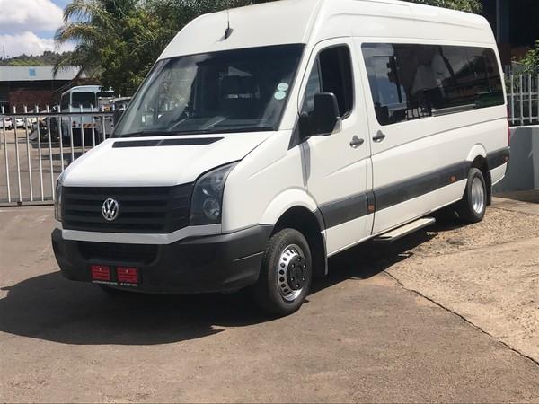 2014 Volkswagen Crafter 50 2.0 Tdi Hr 80kw Fc Pv  Gauteng Pretoria West_0