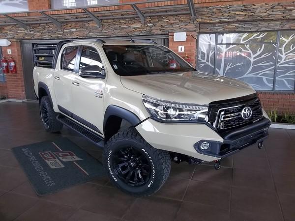 2019 Toyota Hilux Legend 50 AT 4X4 DC Gauteng Boksburg_0