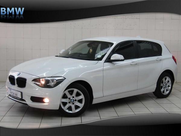 2013 BMW 1 Series 116i 5dr f20  Gauteng Pretoria_0