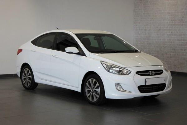 2017 Hyundai Accent 1.6 Gls At  Northern Cape Kimberley_0
