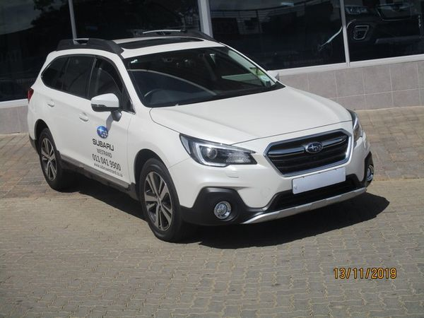 2019 Subaru Outback 3.6 RS-ES CVT Gauteng Roodepoort_0