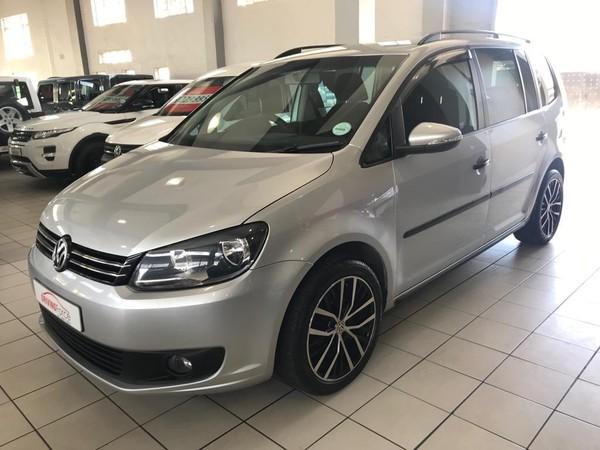 2015 Volkswagen Touran 2.0 Tdi Trendline Dsg  Western Cape Wynberg_0