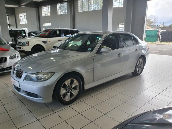 2008 BMW 3 Series 323i At e90  Western Cape Wynberg_0