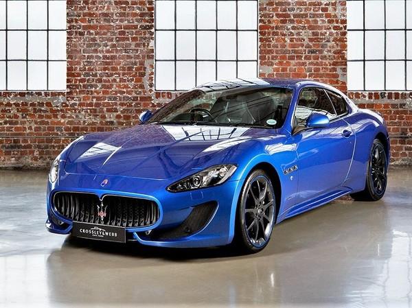 2013 Maserati Granturismo Sport Automatic Western Cape Western Cape_0