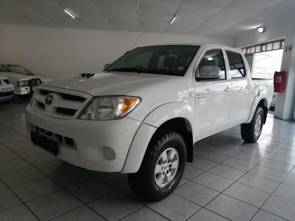 2006 Toyota Hilux 3.0 D-4D Raider 4x4 Pu Dc Gauteng Edenvale_0