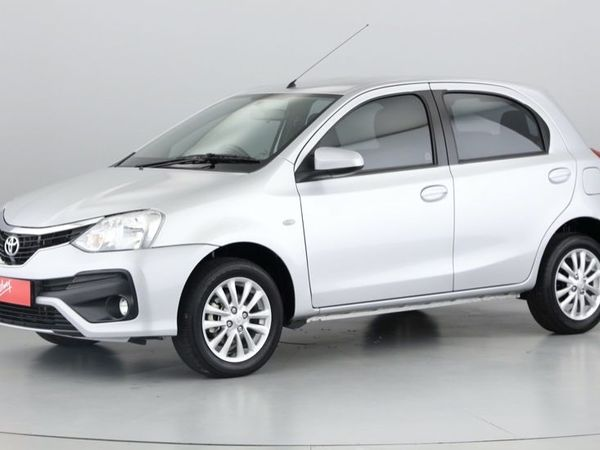 2018 Toyota Etios 1.5 Xs 5dr  Kwazulu Natal Howick_0