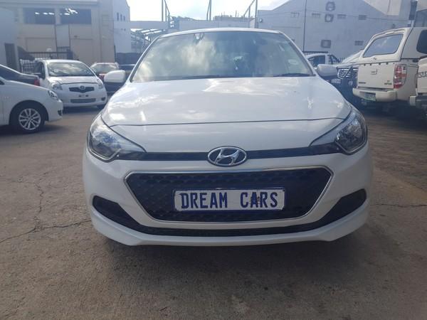 2016 Hyundai i20 1.2 Motion  Gauteng Johannesburg_0