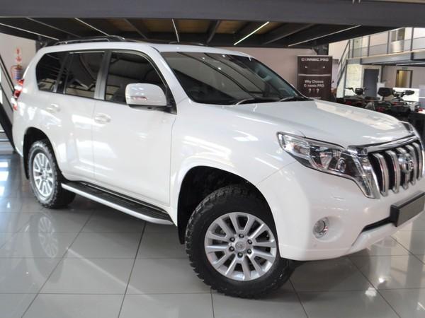 2016 Toyota Prado Prado 40 VX V6 Auto SUV 207kW Gauteng Boksburg_0