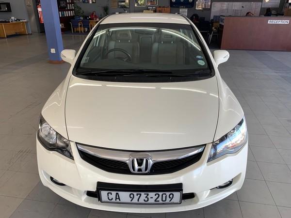 2011 Honda Civic 1.8 Vxi At  Western Cape Tokai_0