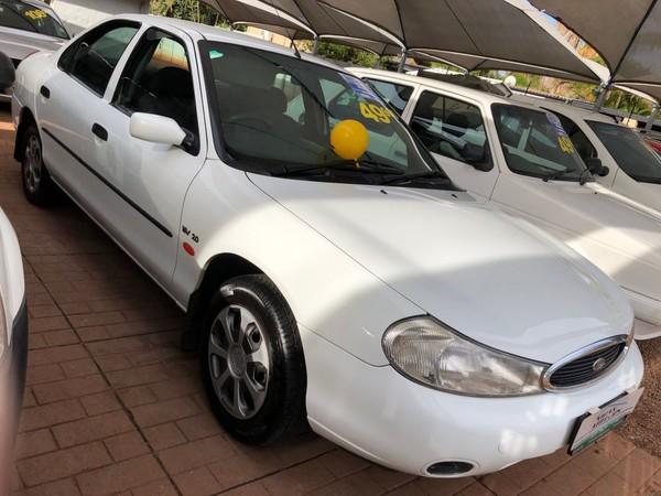 1998 Ford Mondeo 2.0i Clx Sw Ac  Gauteng Pretoria_0