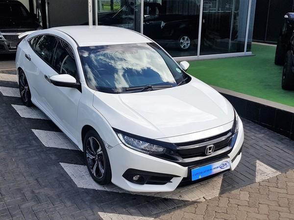 2016 Honda Civic 1.5T Sport CVT Gauteng Midrand_0