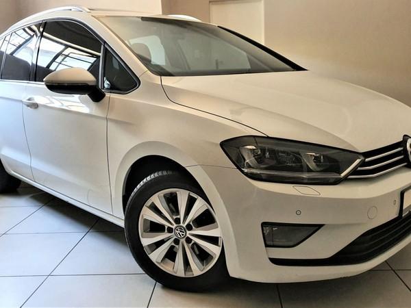 2016 Volkswagen Golf SV 2.0 TDI Comfortline DSG Free State Bloemfontein_0