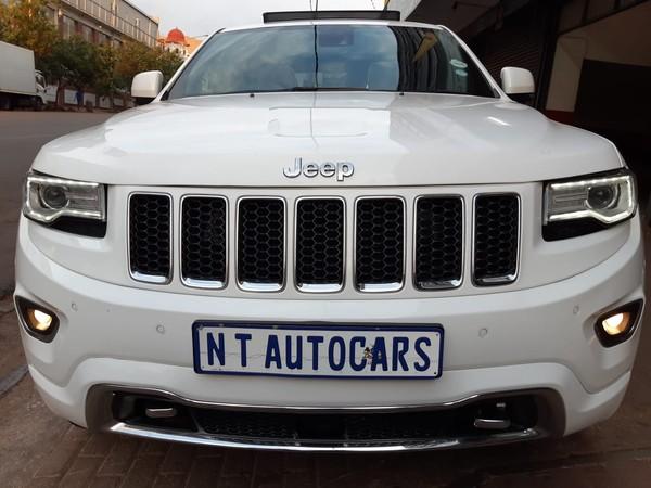 2016 Jeep Grand Cherokee 3.0L V6 CRD OLAND Gauteng Johannesburg_0