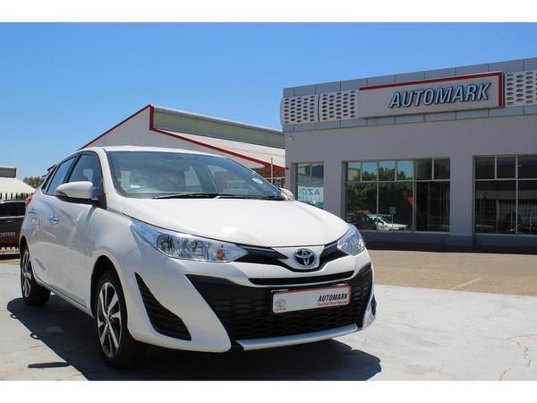 2018 Toyota Yaris 1.5 Xs CVT 5-Door Gauteng Roodepoort_0