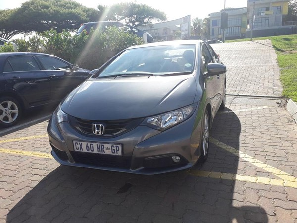 2014 Honda Civic 1.8 Executive 5dr At  Gauteng Sandton_0