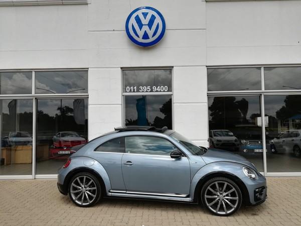 2018 Volkswagen Beetle 1.4 TSI R-LINE Excusive DSG Gauteng Benoni_0