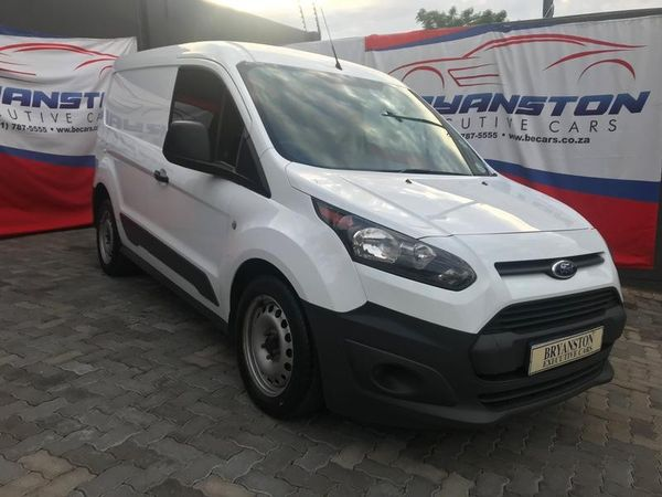 2017 Ford Transit Connect 1.0 AMB SWB FC PV Gauteng Bryanston_0