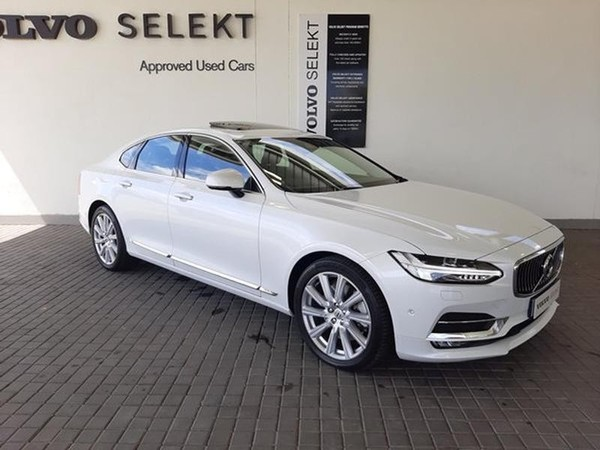 2018 Volvo S90 D5 Inscription GEARTRONIC AWD North West Province Rustenburg_0