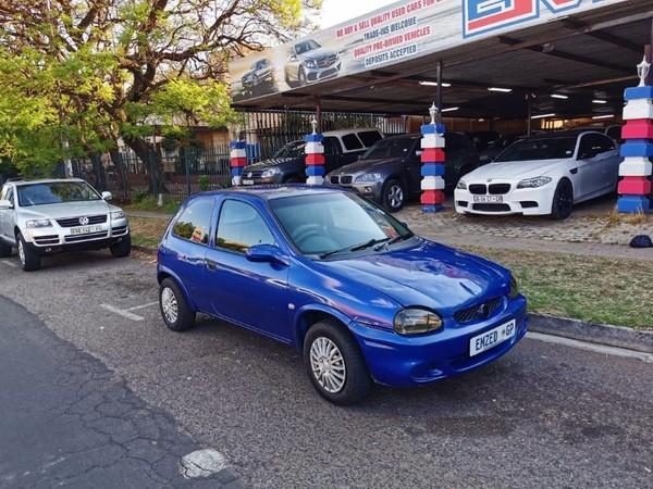 2006 Opel Corsa Lite 1.4i  Gauteng Benoni_0