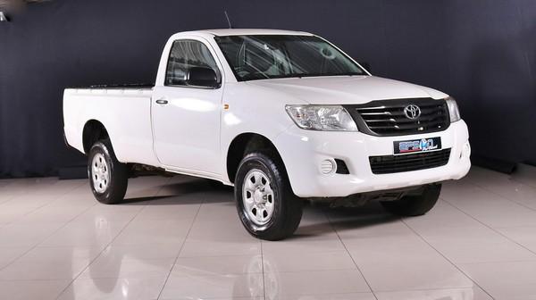 2014 Toyota Hilux 2.5 D-4d Srx 4x4 Pu Sc  Gauteng Nigel_0