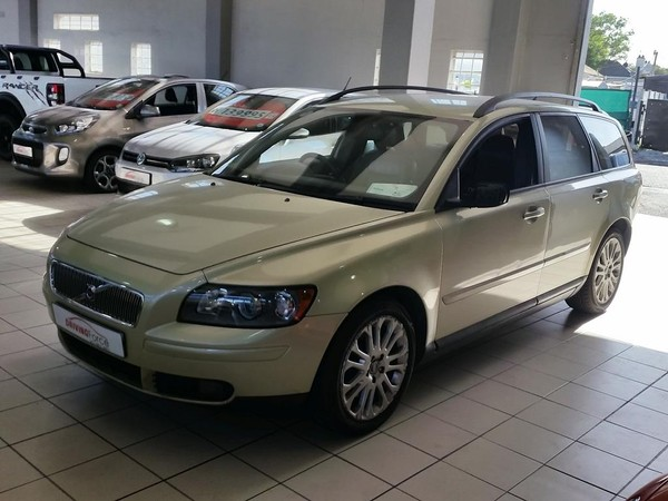 2005 Volvo V50 T5 At  Western Cape Wynberg_0