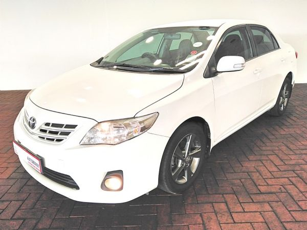 2013 Toyota Corolla 1.6 Sprinter  Kwazulu Natal Umhlanga Rocks_0