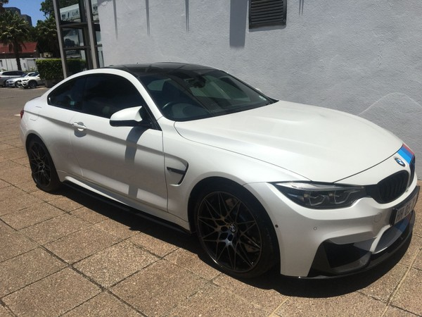 2018 BMW M4 Coupe M-DCT Competition Gauteng Germiston_0