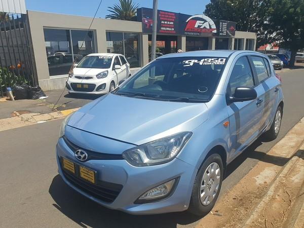 2014 Hyundai i20 1.4 Fluid Gauteng Kempton Park_0