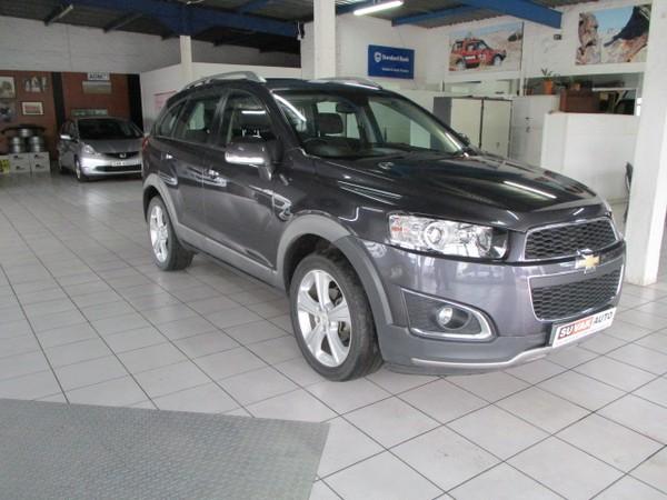 2013 Chevrolet Captiva 2.2d Ltz 4x4 At  Western Cape Knysna_0