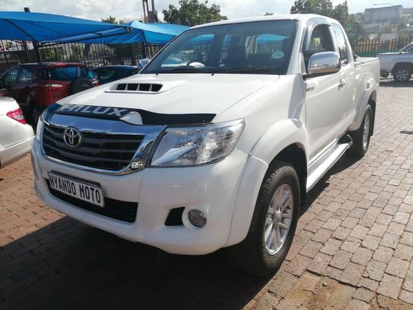 2012 Toyota Hilux 3.0D-4D LEGEND 45 XTRA CAB PU Gauteng Bramley_0